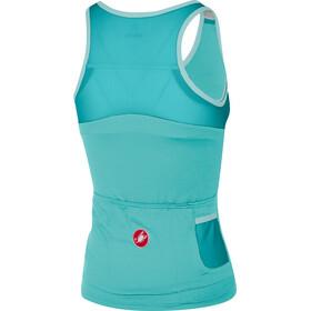 Castelli Solare SL Top Women light turquoise/marine blue